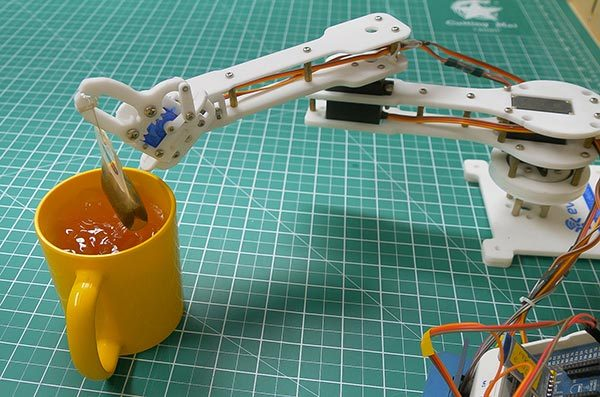 How To Make A Diy Pick And Place Robotic Arm Using Arduino