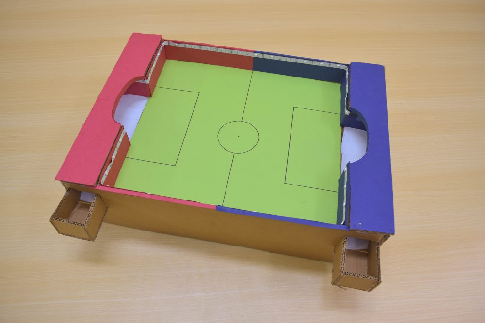 Decorated Magnetic Table Hockey