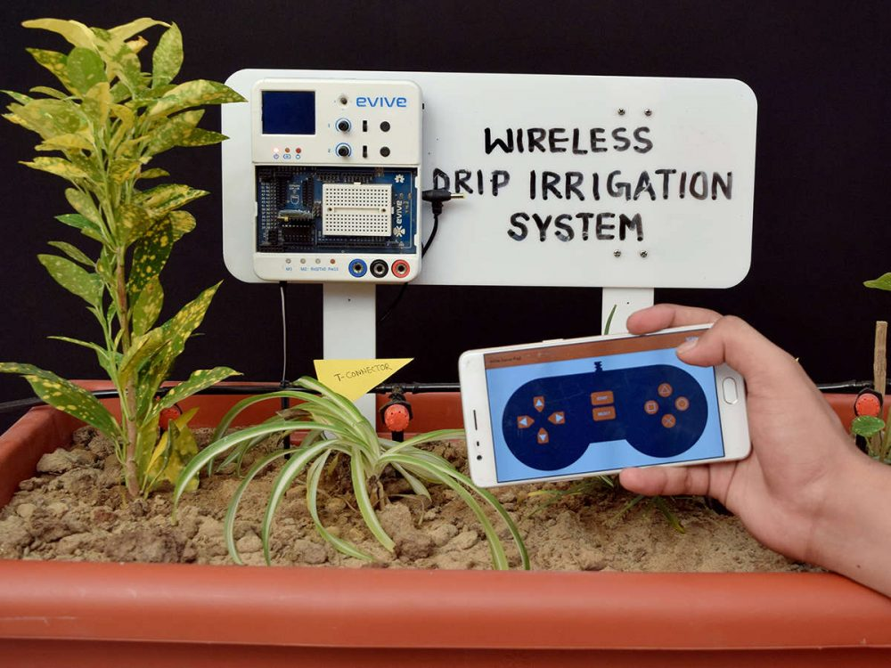 ATL Agritech Kit Wireless Drip Irrigation System