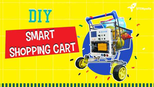 Smart-shopping-cart