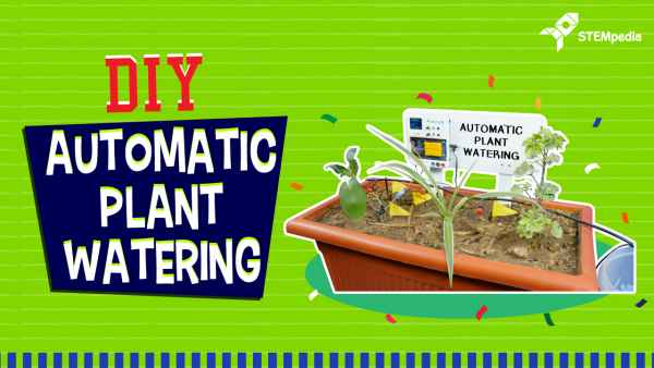 DIY Automatic Plant Watering System for Agriculture Using Arduino & IoT