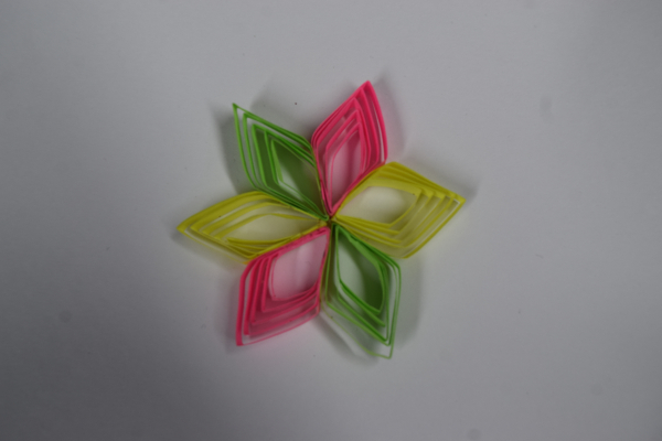 Quilling Star 2