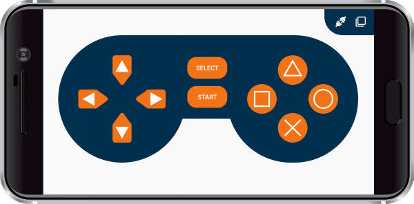 Dabble Gamepad Controller