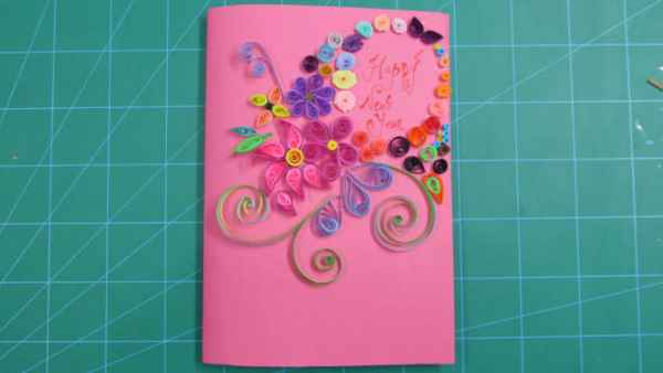 Add Quilled Paper