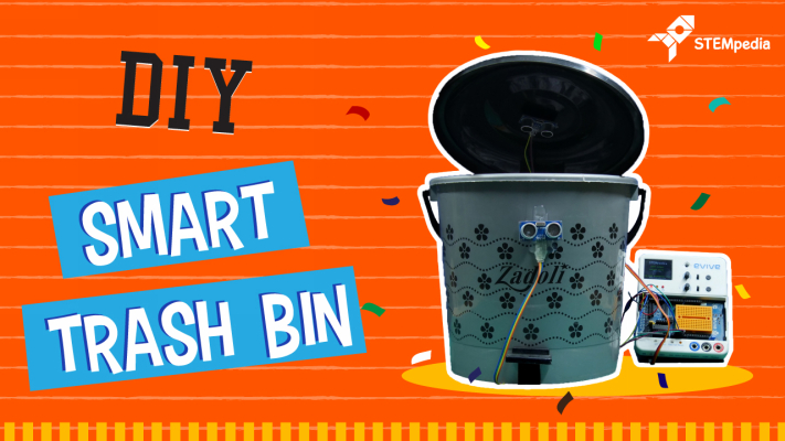 Smart-Trash-Bin