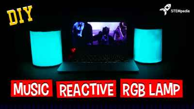 Music-Reactive-RGB-Lamp