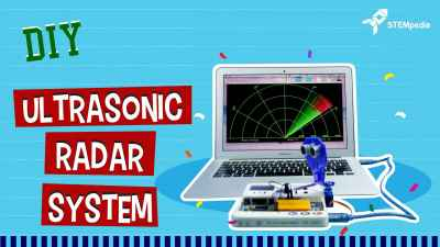 Ultrasonic-radar-System