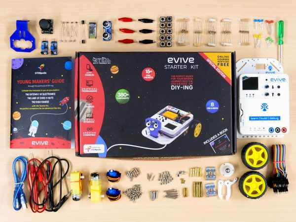 evive Starter Kit Components