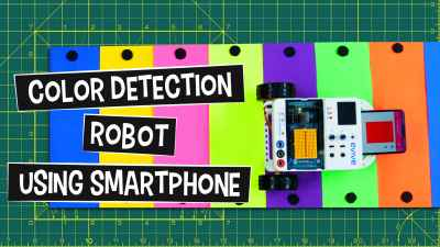 Color-Detection-Robot-Using-Smartphone