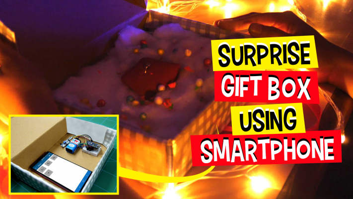 Surprise-Gift-Box-Using-Smartphone