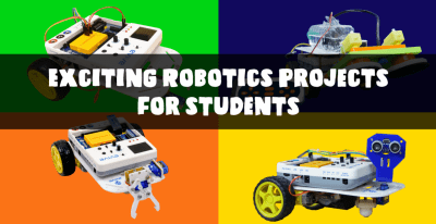 robotics projects for kids