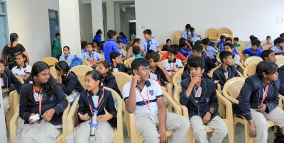 Robotics Competition by STEMpedia and STEMians-2