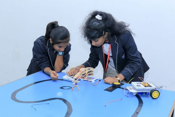 Robotics Competition by STEMpedia and STEMians-27