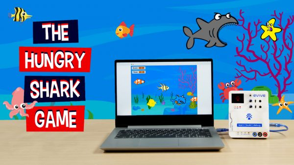 Hungry Shark Attack Game