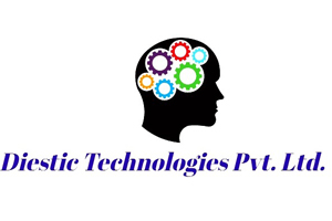 diestic technologies pvt ltd logo