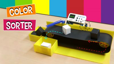 DIY Color-Sorter-STEAM-project
