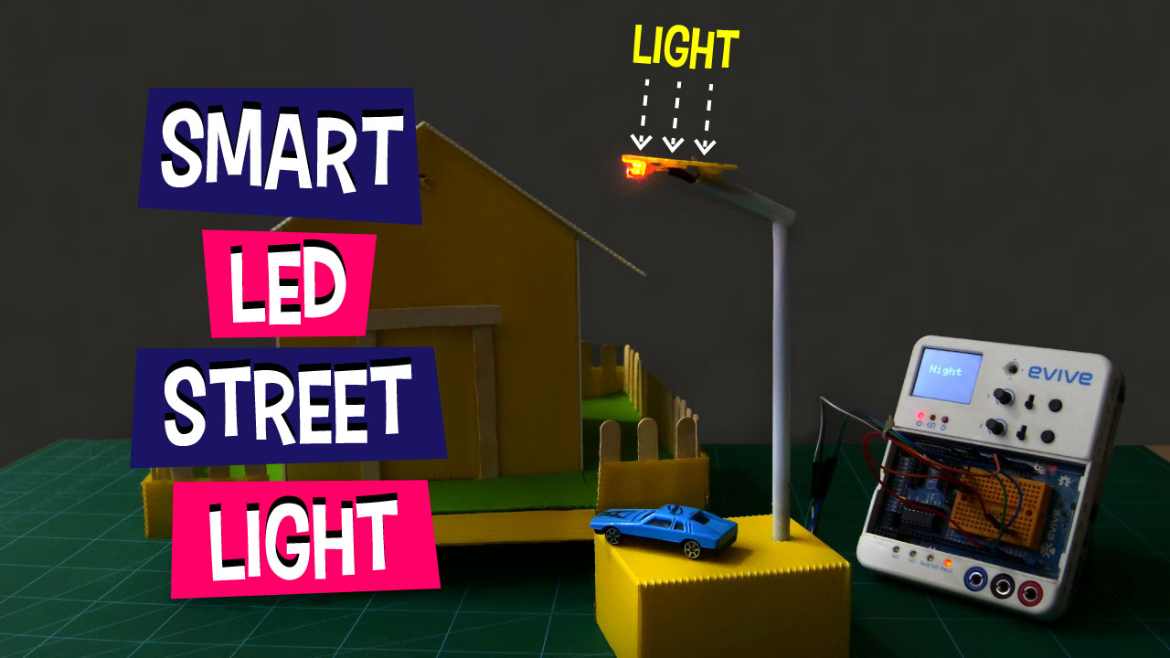 Smart-LED-Street-Light