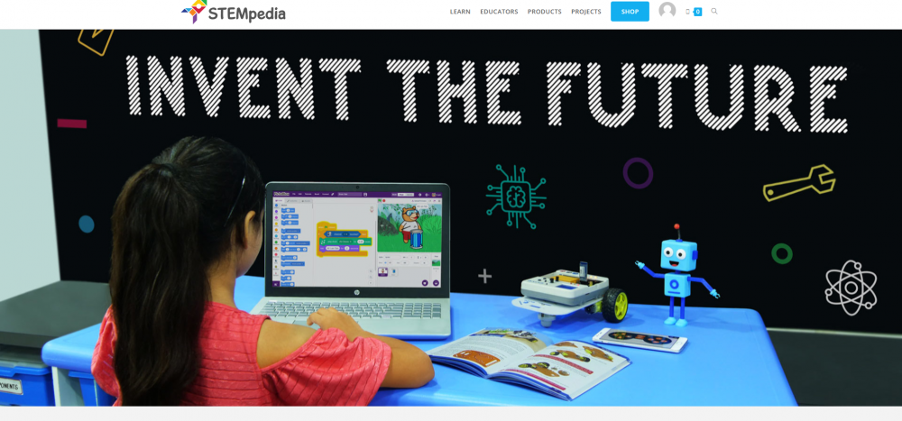 best coding websites for kids - STEMpedia