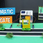 DIY Automatic Toll Booth Gate Opener