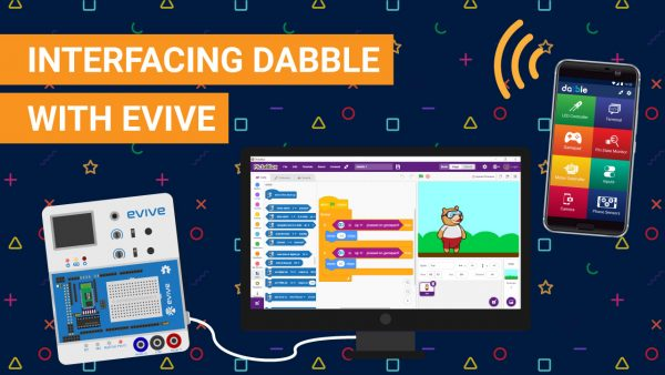 Interfacing-Dabble-with-evive