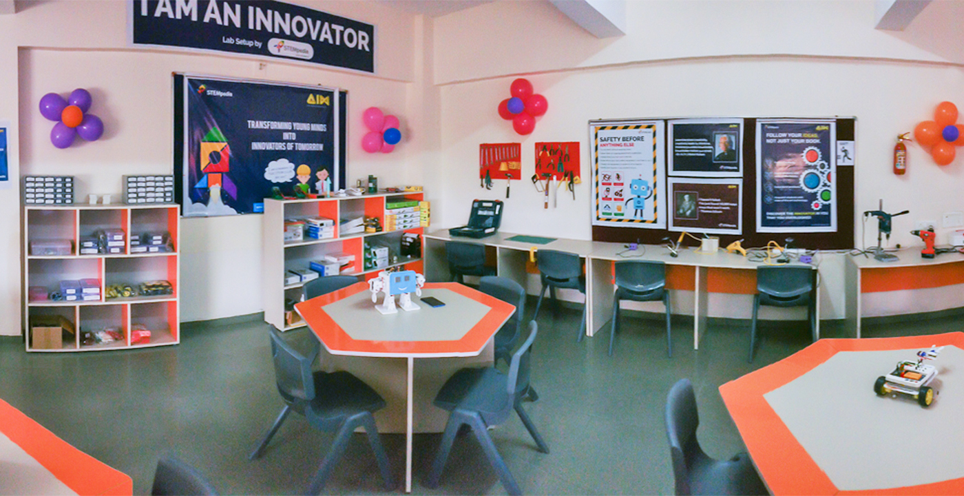 STEM Lab 101: How to Set Up the Perfect Makerspace for STEM? - STEMpedia