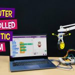 DIY Computer Controlled Robotic Arm
