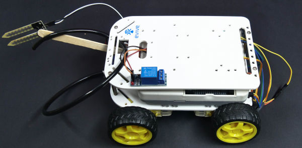 Making of the FarmBot