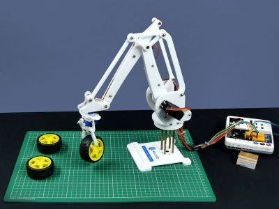 5 DoF Robotic Arm Add-on Kit