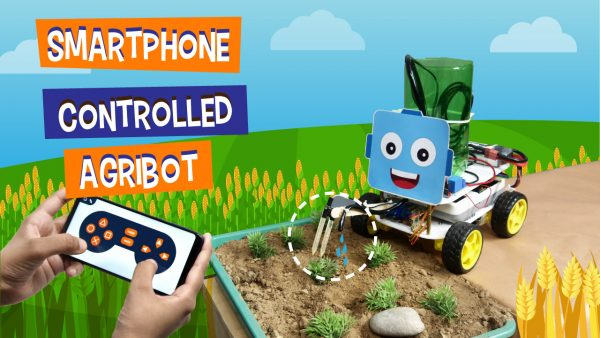 Smartphone-Controlled-Agribot