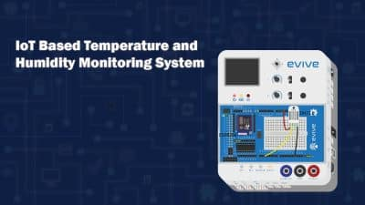 Temperature and Humidity Monitoring System