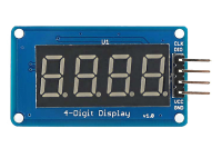 7 Segment LED Display (4-Digit) ATL