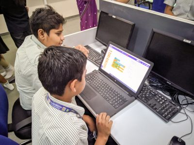 Atal Tinkering Lab Community Day Workshop STEMpedia-6