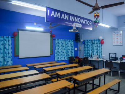 Atal Tinkering Lab Setup & ATL Inauguration in New Education High School Petlad Anand by STEMpedia-1