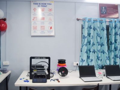 Atal Tinkering Lab Setup & ATL Inauguration in New Education High School Petlad Anand by STEMpedia-13
