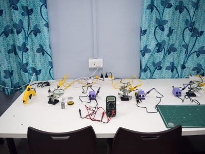 Atal Tinkering Lab Setup & ATL Inauguration in New Education High School Petlad Anand by STEMpedia-14