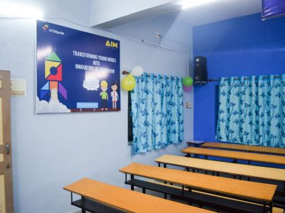 Atal Tinkering Lab Setup & ATL Inauguration in New Education High School Petlad Anand by STEMpedia-2