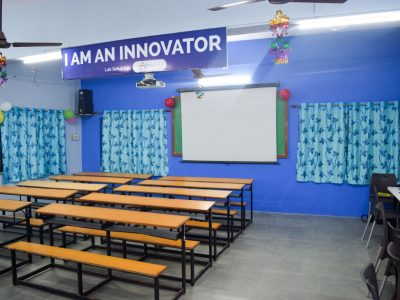 Atal Tinkering Lab Setup & ATL Inauguration in New Education High School Petlad Anand by STEMpedia-3