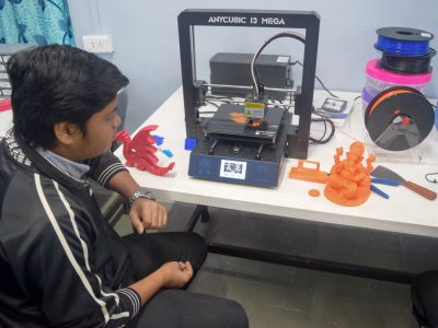 Atal Tinkering Lab Setup & ATL Inauguration in New Education High School Petlad Anand by STEMpedia-31