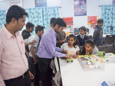 Atal Tinkering Lab Setup & ATL Inauguration in New Education High School Petlad Anand by STEMpedia-34