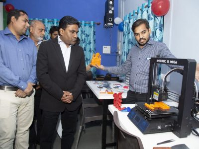 Atal Tinkering Lab Setup & ATL Inauguration in New Education High School Petlad Anand by STEMpedia-39