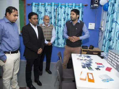 Atal Tinkering Lab Setup & ATL Inauguration in New Education High School Petlad Anand by STEMpedia-40