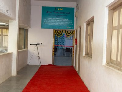 Atal Tinkering Lab Setup & ATL Inauguration in New Education High School Petlad Anand by STEMpedia-41