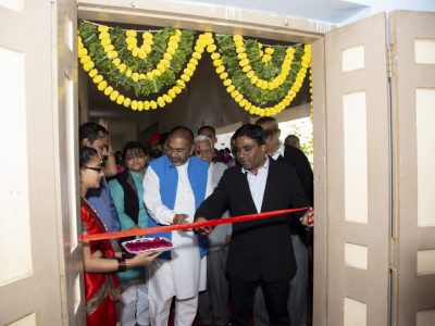 Atal Tinkering Lab Setup & ATL Inauguration in New Education High School Petlad Anand by STEMpedia-42