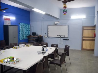 Atal Tinkering Lab Setup & ATL Inauguration in New Education High School Petlad Anand by STEMpedia-5
