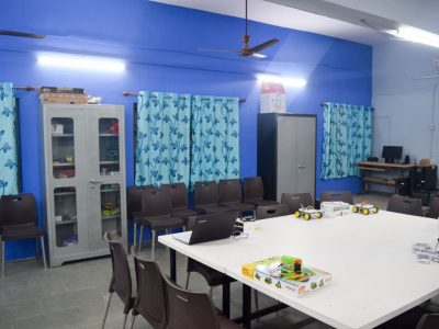 Atal Tinkering Lab Setup & ATL Inauguration in New Education High School Petlad Anand by STEMpedia-6
