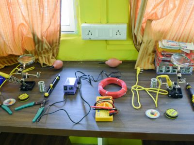 Atal Tinkering Lab Setup and Teacher Training by STEMpedia-1