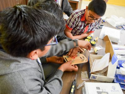 Atal Tinkering Lab Setup and Teacher Training by STEMpedia-22