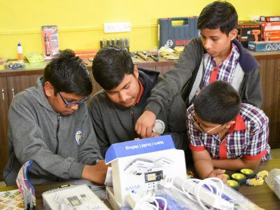 Atal Tinkering Lab Setup and Teacher Training by STEMpedia-23
