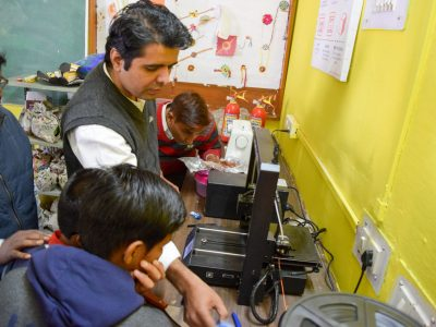 Atal Tinkering Lab Setup and Teacher Training by STEMpedia-26