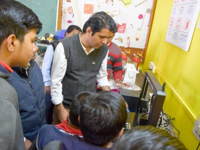 Atal Tinkering Lab Setup and Teacher Training by STEMpedia-27